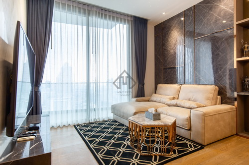 River View Condo For rent, Magnolias Waterfront,near ICONSIAM, large size room, Ready to move in