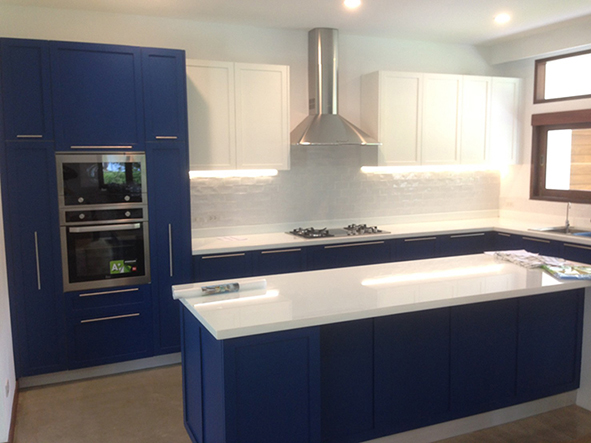 Kitchen Design, Production and Installation