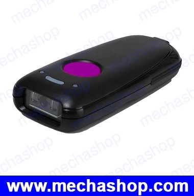 2D บาร์โค้ดสแกนเนอร์ 2D Pocket Wireless Bluetooth Barcode Scanner Portable สำหรับ IOS Android Windows