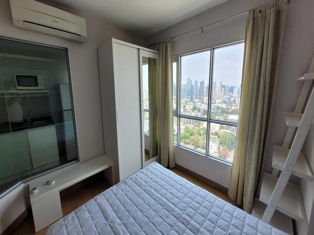 Condo for rent Aspire Rama 4 1 Bed 1 Baths Floor 31 28 Sqm. ,condo near BTS Ekamai