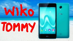 Wiko Tommy 2017 4G 2ซิม