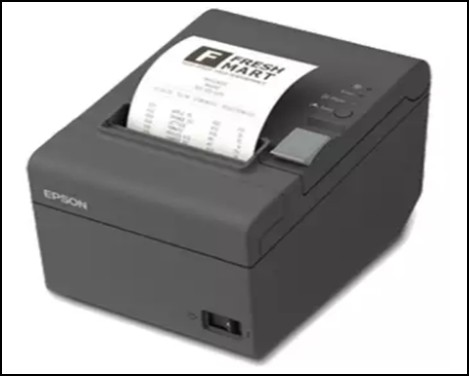 Epson Thermal Printer TM-T82II