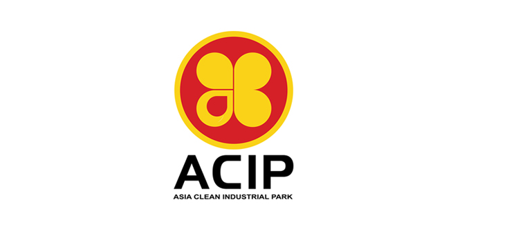 Asia clean industrial park (ACIP) clean industrial in Thailand
