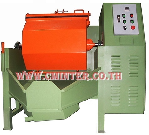 Barrel Finishing Machine  เครื่องบาเรล /www.cminter.co.th