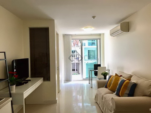 The Clover Thonglor condo for rent, 1 bedroom, fully furnished, near Thonglor BTS