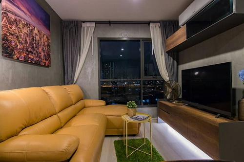 Life Sukhumvit 48,Phra Khanong Condo for rent, 2 bedrooms, fully furnished and decoration