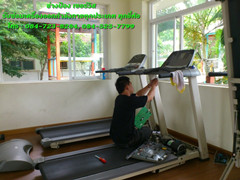 Services Repair and Maintenance Fitness Equipment