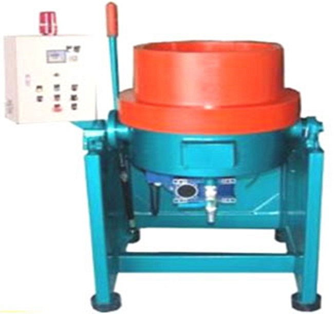Centrifuge Finishing Machine