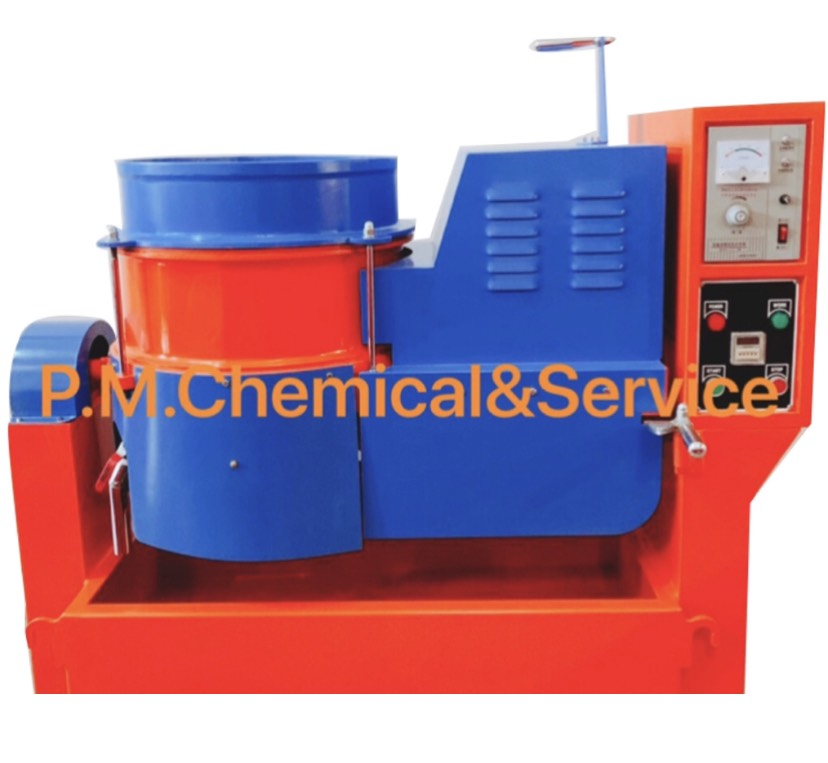 Centrifuge Finishing Machine (HCM)